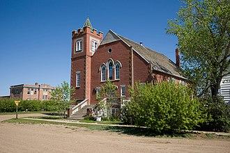 Aneroid, Saskatchewan - Aneroid United Church