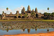 Main shrine of Angkor Wat
