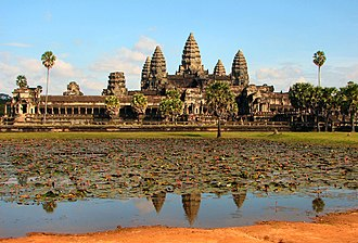 Culture of Asia - Angkor Wat, Khmer Empire
