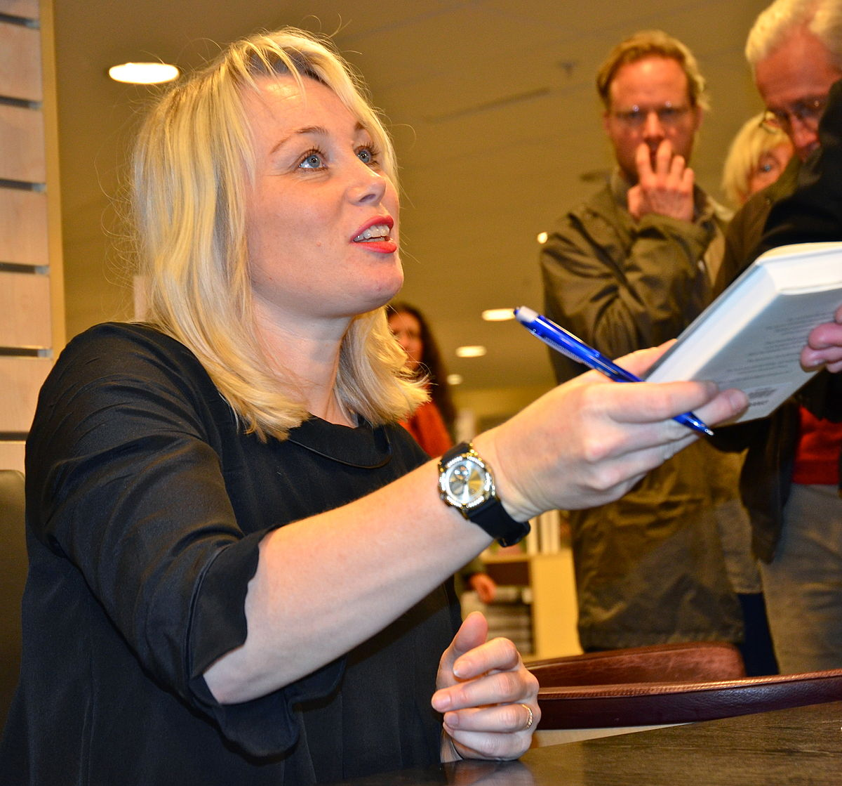 Heberlein kandiderar for m i riksdagsvalet