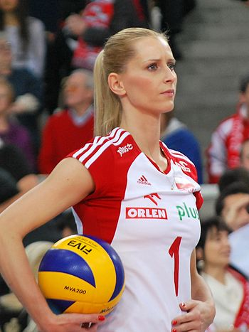 Anna Werblińska 07 - FIVB World Championship European Qualification Women Łódź January 2014.jpg