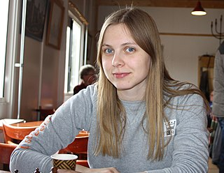 Anne Haast Dutch chess player