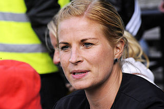 Annica Svensson association football player