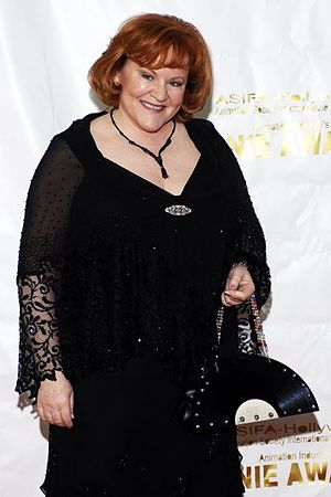Edie McClurg - McClurg at the 34th Annie Awards at the Alex Theatre in Glendale, California on February 11, 2007