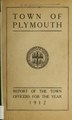 Annual report of the Town of Plymouth, MA (IA annualreportoft1912unse 0).pdf