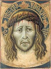 The Sudarium of Saint Veronica