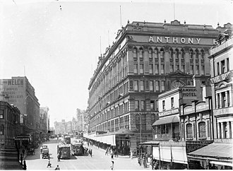 Anthony Hordern & Sons - Image: Anthony Hordern & Son's, George Street, Sydney