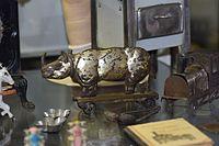 Antique rhinoceros pull-toy (25107963143).jpg