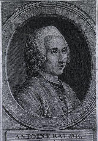 Antoine Baumé - Antoine Baumé