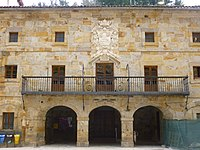 Antzuola - Ayuntamiento 2.JPG