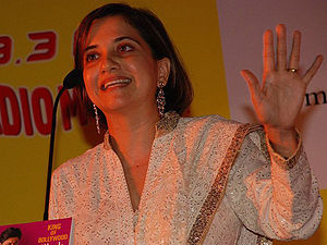 English Vinglish - Image: Anupama chopra book launch