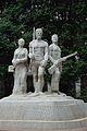 Aparajeyo Bangla - 1979 CE - Sculpture by Syed Abdullah Khalid - University of Dhaka Campus - Dhaka 2015-05-31 2366.JPG