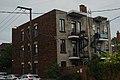 Apartment building in Rue Holt and Avenue de Lorimier, Montreal.jpg