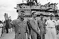 Apollo 13 crew postmission onboard USS Iwo Jima.jpg