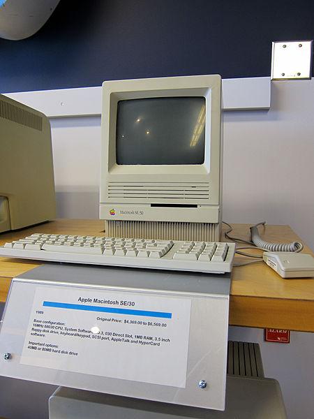 File:Apple Macintosh SE-30 (1989).jpg