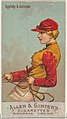 Appleby & Johnson, from the Racing Colors of the World series (N22b) for Allen & Ginter Cigarettes MET DP835225.jpg