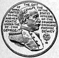 Appletons' Dewey George - medallion (obverse).jpg