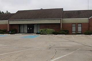 Appling County School District School in Baxley, Georgia, USA