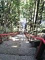 Approach to Nakanotake Shrine.JPG