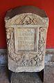 Ara funerària D M. CORN(ELIAE), museu de Belles Arts de València.JPG