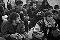 Arba'een In Mehran City 2016 - Iran (Black And White Photography-Mostafa Meraji) اربعین در مهران- ایران- عکس های سیاه و سفید 18.jpg