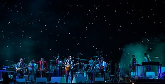 Arcade Fire - Arcade Fire performing live in 2014