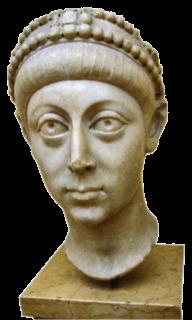 Arcadius Roman Emperor from 395–408