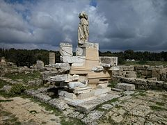 Archaeological Site of Cyrene-109029
