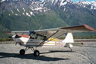 Interstate Cadet - A later S-1B2 Arctic Tern