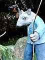 Armed rat, Haw Par Villa (Tiger Balm Theme Park), Singapore (41369305).jpg