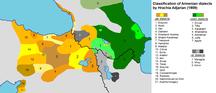 -Dialetti e lingue derivate-Armenian dialects, Adjarian 1909