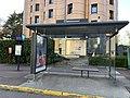 Arrêt Bus Commissariat Cours Deux Parcs - Noisiel (FR77) - 2021-04-24 - 1.jpg