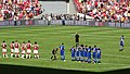 Arsenal 1 Chelsea 1 (4-1 on pens) (36421480265).jpg