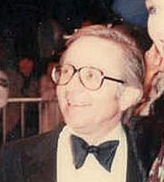 Arte Johnson - Johnson at the premiere of The Rose, November 1979