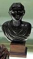Arte romana con restauri moderni, busto 01.JPG