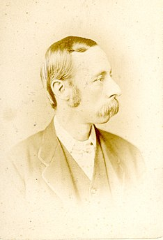 Arthur C. Burnell was the first Western scholar to take an interest in Ezhuthachan. Arthur Coke Burnell.jpg