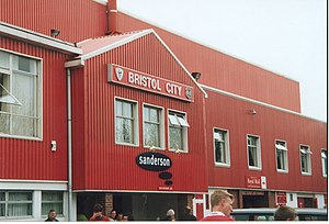 Ashton Gate, Bristol - Ashton Gate, Bristol