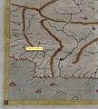 Asiae-IX map Mercator 1578 Alexandria Carmaniae - Annotated.jpg