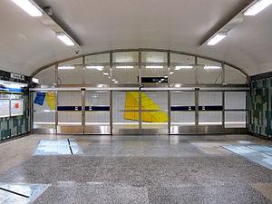 Aspudden metro station