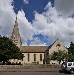 Aston, Oxfordshire Human settlement in England