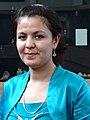 Attendant at Amir Tamur Museum - Shakhrisabz - Uzbekistan (7494282622).jpg