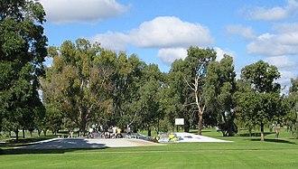 Atwell, Western Australia - Skate park in Atwell