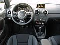 Audi A1 S line lifestyle kit union square 1.6 TDI Daytonagrau Interieur.JPG