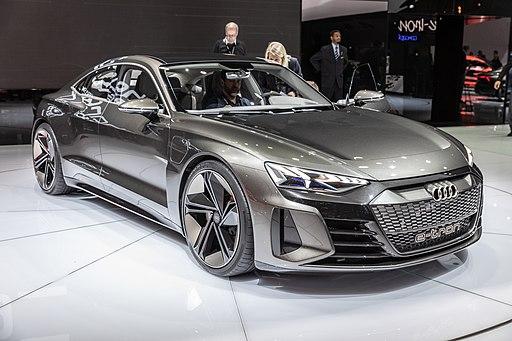 Audi e-tron GT concept, GIMS 2019, Le Grand-Saconnex (GIMS0763)