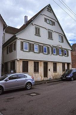 Augsburger Straße 406 (Stuttgart-Untertürkheim) ehemaliges Gasthaus