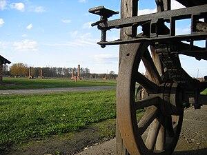 Auschwitz-Birkenau Wagenrad