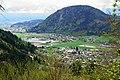 Aussicht von der unteren Nische des Heidentempels am Abhang der Gerlitzen, Kärnten.jpg