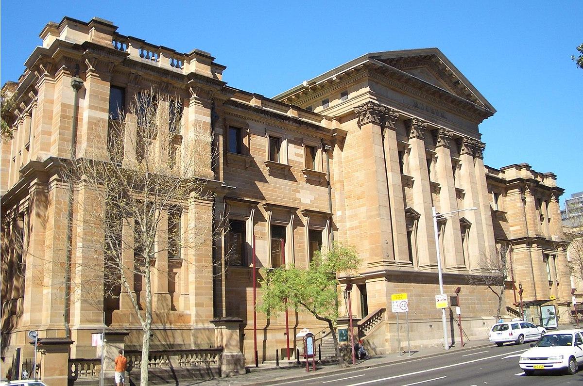 Australian Museum - Wi...