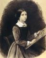 Auto-retrato (June 1851) - Teresa de Saldanha.png