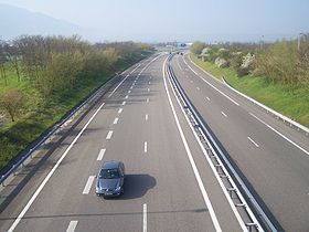 Image illustrative de l'article Autoroute A49 (France)
